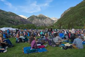 44 Years Old by Telluride Bluegrass Festival Is 44 Years Old And Still Just As