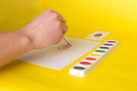 Color And Paint A Tool To Learn Colors And Shapes Montessorium