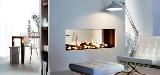 lucius 140 tunnel by element4 see through fireplace direct