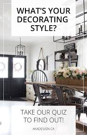 find your home decorating style quiz spinach herb and garlic crustless quiche recipe budgeting