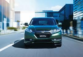Honda Vezel Interior Pics Honda Vezel Vezel Hybrid New Facelift Trust Motoring