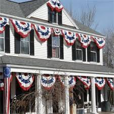 patriotic home decorations the top party decorations for the fourth of july gettysburg flag