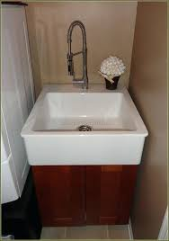 laundry sink cabinet costco utility sink with cabinet costco musicalpassion club