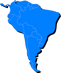 south america free stock photo illustrated map of south