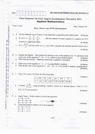 applied mathematics 40
