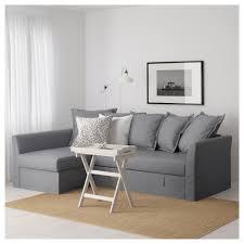 Corner Sofa Bed With Storage by Holmsund Corner Sofa Bed Nordvalla Medium Grey Ikea