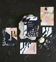 Images Of Wedding Programs Best 25 Modern Wedding Invitations Ideas On Pinterest Wedding
