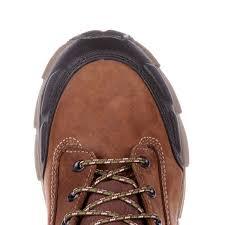 rocky rks0291 broadhead mens brown leather waterproof trail snake