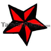 star temporary tattoos patriotic stars by custom tags