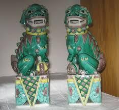 green foo dogs foo dogs shishi foo dog
