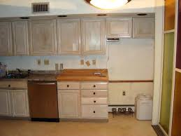 Laminate Cabinet Repair Reface Laminate Kitchen Cabinets Painting Before And After