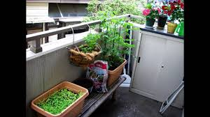 creative small balcony garden ideas youtube