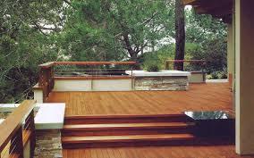 Deck And Patio Ideas For Small Backyards Small Backyard Wood Deck Home U0026 Gardens Geek