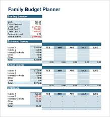 Excel Home Finance Template The 25 Best Family Budget Template Ideas On Budget