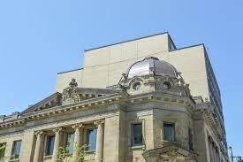bureau de poste montr l bureau de poste de westmount à montréal photo stock image du