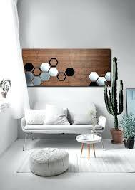 Mod Home Decor Mod Home Decor Custom Made Mod Honeycomb Wood Wall Metal Wall