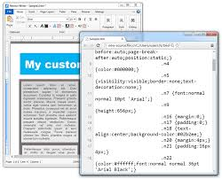 Text Decoration Html Nevron Writer Features Main Features Of The Best Ms Word