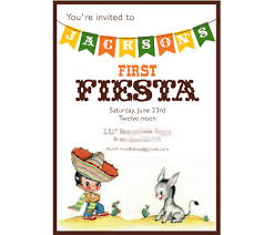 let u0027s party vintage fiesta first birthday disney baby