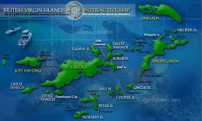 map of the bvi bvi map bviddm
