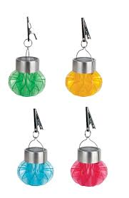 solar umbrella clip lights décor lights