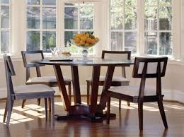 Dining Table Modern Round Modern Round Dining Table Shelby Knox