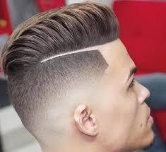 men u0027s haircut taper vs fade hairs picture gallery