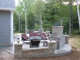 flagstone patio pavers patio work home design ideas and pictures