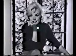 marilyn monroe last interview in her own words part 1 life