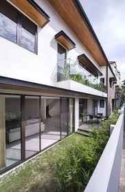 this 30 year old modernized house in singapore looks like new