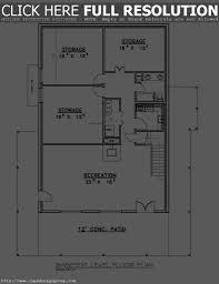 floor plan basement basement ideas