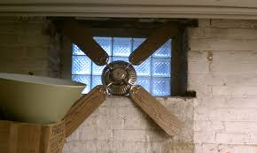 Celing Window by File Ceiling Fan In A Basement Window Jpg Wikimedia Commons