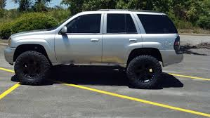 got some 35s on today page 9 chevy trailblazer trailblazer ss