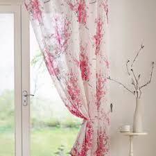 Fuschia Blackout Curtains Pink Curtains Uk Delivery On Window Curtains Terrys Fabrics