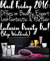 best makeup black friday deals 2016 black friday sales codes lookfantastic beauty expert hqhair