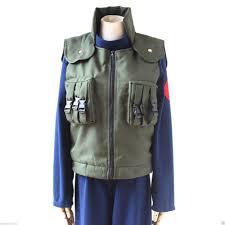 Ninja Halloween Costumes Anime Naruto Cosplay Hatake Kakashi Hokage Vest Greater Ninja