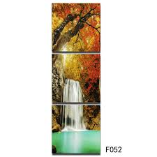 waterfall home decor aliexpress com buy scenic waterfall print image painting and
