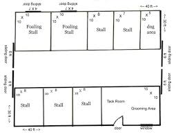 Small Barn Plans Prilia Blog Barn Floor Plans For Horses