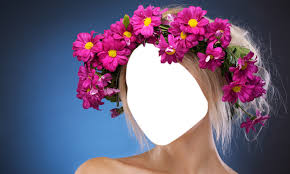 hair flowers woman hair flowers editor android apps on play
