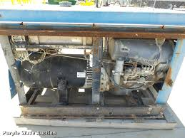 miller big blue 400d cc dc welder generator item db4089