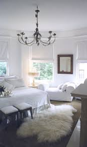 All White Bedroom by Glamorous Bedroom Decorating Ideas Leather Bed For White Bedroom