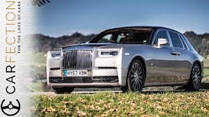 modified rolls royce eighth generation rolls royce phantom is opulent serenity on wheels