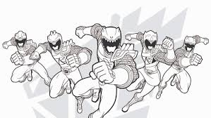 excellent power rangers coloring pages power rangers coloring