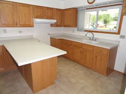 Cheap Kitchen Island Ideas Colour Full Fabric Sectional Carpet Rectangle Teak Wood Stained