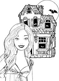 barbie color pages printables girls coloring pages barbie girls