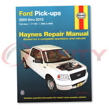 ford f 150 haynes repair manual xlt lariat limited fx2 fx4 harley