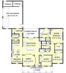 southern style house plan 3 beds 2 50 baths 2046 sq ft plan 44 153