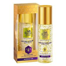 Serum Safi Rania Gold new safi rania gold youthful essence 100ml shopee malaysia