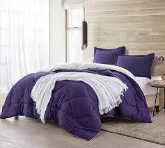 Comfortable Bed Sets Comfortable Bed Comforter Xl Purple Oversize Bedding