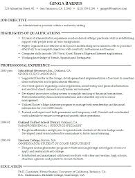 college admissions resume samples sample college grad resume