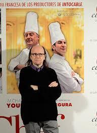 cuisine comme un chef el chef la receta de la felicidad madrid photocall photos and
